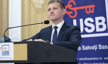Мунтяну подал документы для выдвижения в мэры Кишинева.