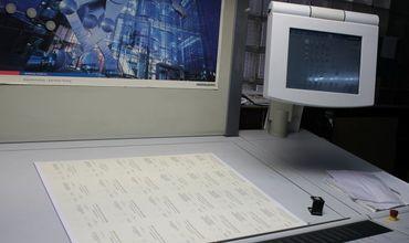Началась печать избирательных бюллетеней для национального округа.