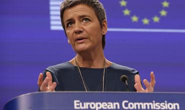 Кандидат на пост главы ЕК на 2020-2024 годы от европейской фракции либералов, еврокомиссар по конкуренции Маргрете Вестагер.