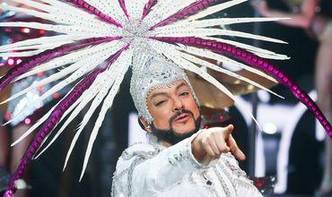 Появилась песня, которую Киркоров написал для молдавских участников Евровидения.