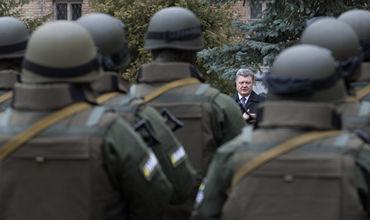 Президент уточнил, что речь идет о бригаде быстрого реагирования.