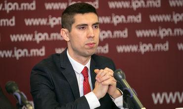 Вице-спикер парламента Молдовы от блока ACUM Михай Попшой.