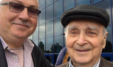 Молдавский писатель Ион Друцэ прибыл в Кишинёв