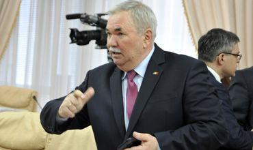 Новоизбранный лидер ЛДПМ Виорел Чиботару.