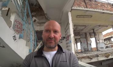Британский видеоблогер ужаснулся увиденному в Кишиневе.
