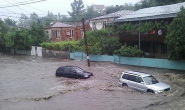 В минувшую субботу, 3 августа муниципий Чадыр-Лунга пострадал в результате ливневых дождей.