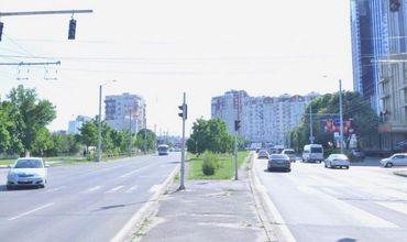 Одна из центральных улиц Кишинёва будет закрыта на месяц для транспорта
