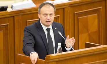 Канду предложил вынести введение европейского вектора в Конституцию на номинальное голосование.