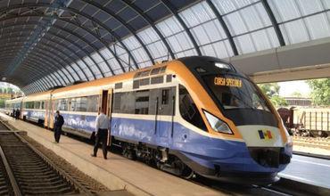 Поезд Кишинев-Одесса сейчас ходит только по выходным.