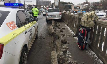 В Кишиневе водитель скончался за рулем во время движения