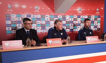 Альтман дебютирует сегодня в качестве главного тренера сборной Молдовы/