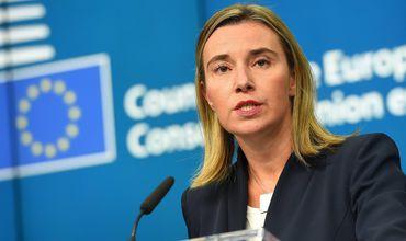 Федерика Могерини рассказала о реформах в РМ, ожидаемых в ЕС