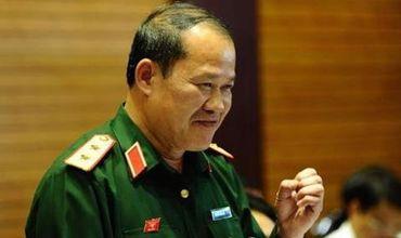 Генерал-полковник Бе Суан Чыонг.