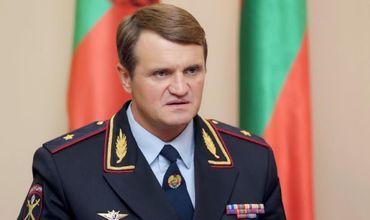 Глава МВД Приднестровья Руслан Мова.