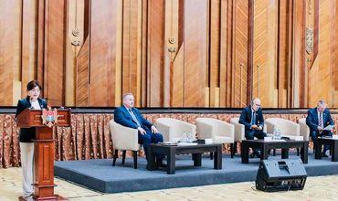 Сильвия Раду поблагодарила МОТ за оказанную Молдове помощь/