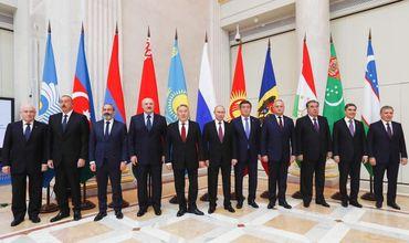 Президент Молдовы Игорь Додон принял участие в неформальной встрече лидеров стран СНГ.