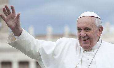Папа Римский заявил, что за конфликтом на Украине стоит дьявол.