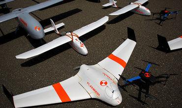 В Британии решили создать «эскадрильи боевых дронов».