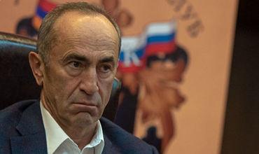 Экс-президент Армении назвал свой арест личной расправой.