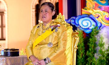 Принцесса Таиланда Маха Чакри Сириндхорн находится с визитом в нашей стране.
