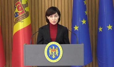 Санду об итогах визита в США: МВФ выделил Молдове 46,3 млн долларов