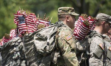 Власти США перебросят в Восточную Европу 4,2 тысячи своих военных.