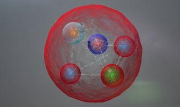 В коллайдере открыли новую частицу.