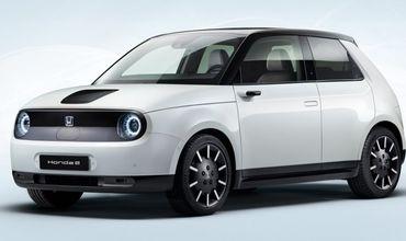 Honda назвала технические характеристики городского электрокара E.