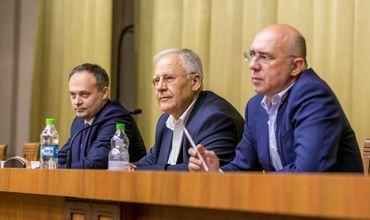 Внеочередной съезд Демократической партии Молдовы перенесен на 7 сентября.