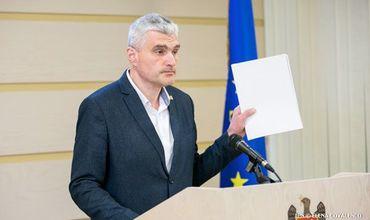 Слусарь: Проект Arena Chișinău нанес ущерб интересам государства