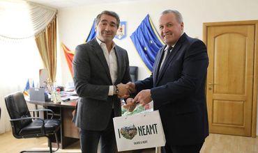 Ионел Арсене заявил, что партнерство призвано укрепить двусторонние отношения между уездом Нямц и Хынчештским районом.