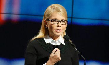 Тимошенко: Для борьбы с коррупцией Раде нужны досрочные выборы
