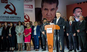 Партия коммунистов распустила свою фракцию в муниципальном совете Кишинева.