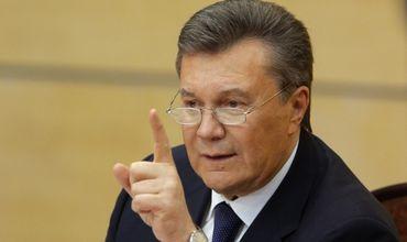 Янукович требует очной ставки с Порошенко.