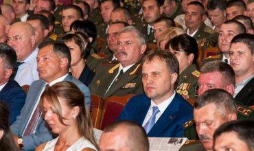 Приднестровье празднует 25-летие армии.