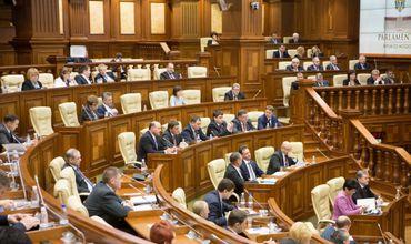Оглашены имена новых депутатов парламента РМ