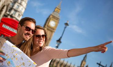 В Британии начался «туристический бум» после Brexit.