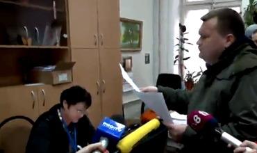 Либералы представили заявление об отставке Киртоакэ в ЦИК и примэрию