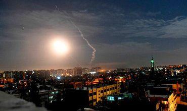 Израиль взял на себя ответственность за авиаудары в Сирии.