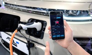 Электрокары Hyundai можно будет настроить при помощи смартфона