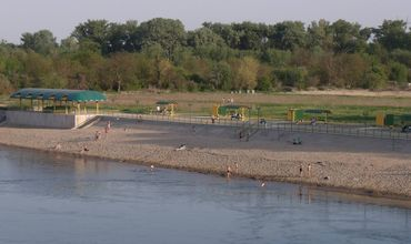 Санэпидемстанция: вода в днестре неблагоприятна для купания