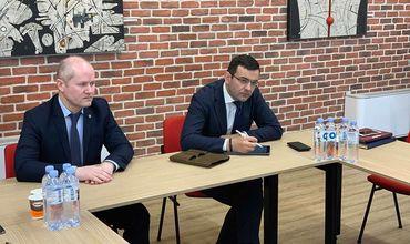 """Министр экономики ожидает роста доходов """"Moldova IT Park"""" в 2019 году."""