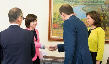Правительство и ЕБРР наметили приоритеты сотрудничества
