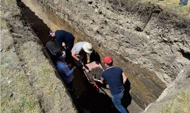 Археологи нашли вокруг Сорокской крепости фрагменты оборонительного рва