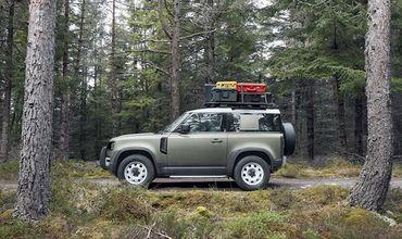 Land Rover показал возрожденный Defender.