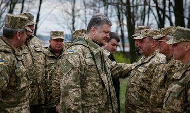 По словам Порошенко, задание Украины - провести реформы.