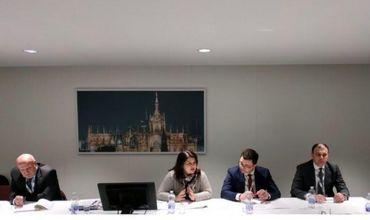 Участники встречи обменяются мнениями по разработке проекта декларации о переговорном процессе между Кишиневом и Тирасполем.
