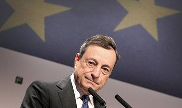 ЕЦБ не участвует в переговорах об отделении Британии от ЕС, заявил Драги