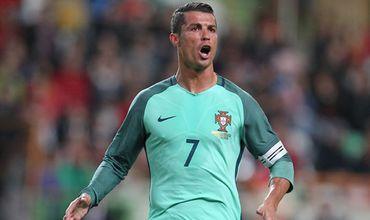 Роналду: «Я лучший футболист за последние 20 лет»