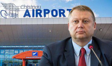 Брынзан о продаже аэропорта: Это государственное предательство